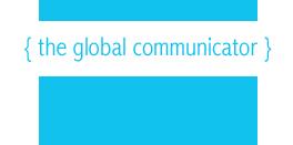 The Global Communicator